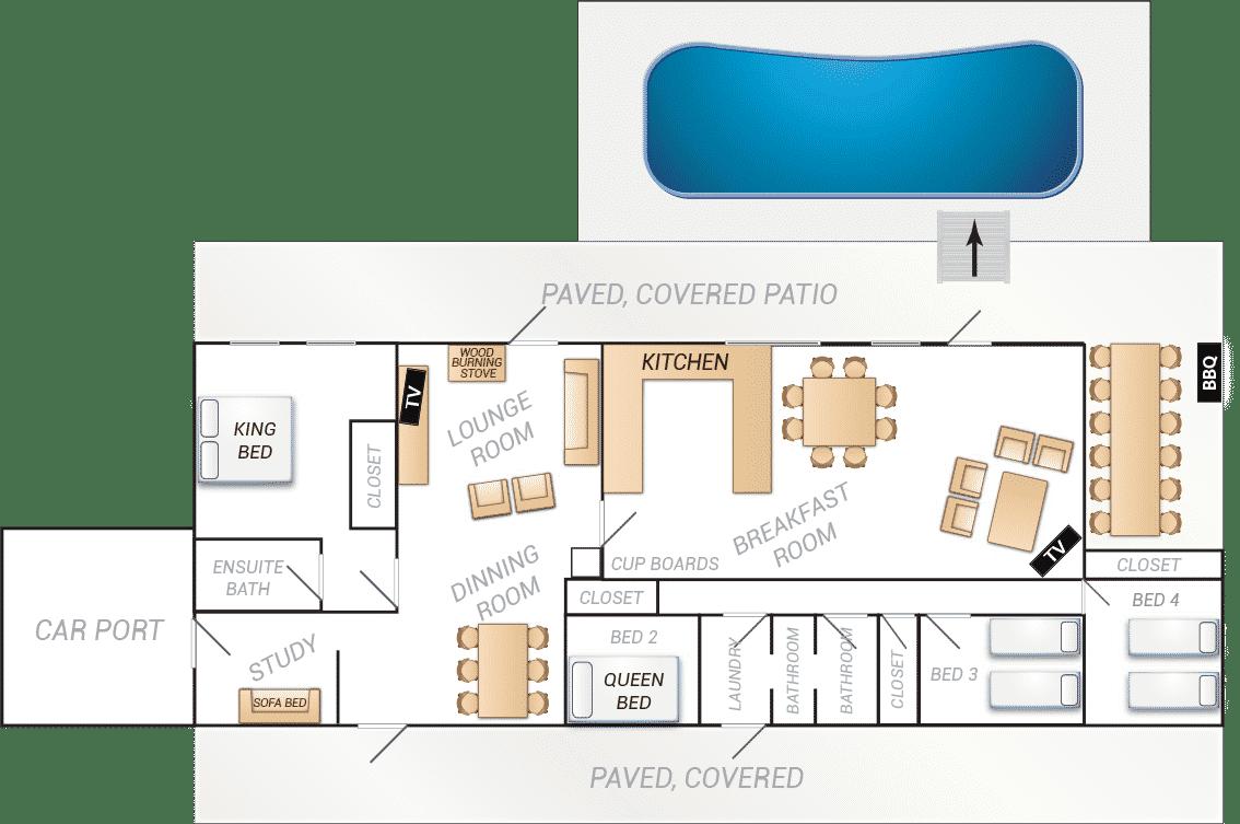 Englewood Ridge Floor Plan